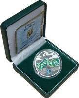 Изображение Подарочные монеты Украина 10 гривен 2016 Серебро Proof