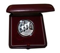 Изображение Подарочные монеты Сан-Марино 5 евро 2005 Серебро Proof