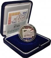 Изображение Подарочные монеты Италия 10 евро 2011 Серебро Proof `Подарочный набор по