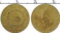 Изображение Монеты Великобритания Западная Африка 3 пенса 1920 Латунь VF