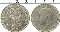 Изображение Монеты Великобритания 1/2 кроны 1932 Серебро VF Георг V