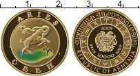 Изображение Монеты СНГ Армения 10000 драм 2008 Золото Proof