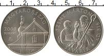 Изображение Монеты Венгрия 2000 форинтов 2016 Медно-никель UNC Святой  Мартин