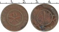 Изображение Монеты Непал 2 пайса 1946 Медь XF-