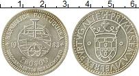 Изображение Монеты Европа Португалия 750 эскудо 1983 Серебро UNC