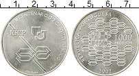 Изображение Монеты Европа Португалия 1000 эскудо 1997 Серебро UNC
