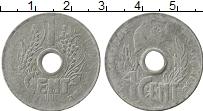 Изображение Монеты Индокитай 1 сантим 1941 Цинк XF-
