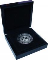Изображение Подарочные монеты Фиджи Год кролика 2011 Серебро  Подарочная монета по