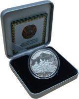 Изображение Подарочные монеты Казахстан 500 тенге 2011 Серебро Proof Серия «Обряды, нацио