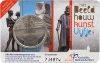 Изображение Подарочные монеты Нидерланды Беатрикс 2012 Посеребрение UNC Подарочная монета по