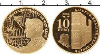 Изображение Монеты Европа Франция 10 евро 2004 Золото Proof