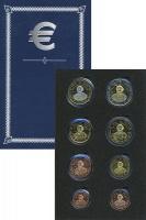 Изображение Подарочные монеты Мальта Европроба 2003 2003  UNC