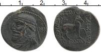 Продать Монеты Парфия АЕ 3 0 Бронза