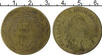 Изображение Монеты Пруссия 1/3 талера 1772 Серебро VF