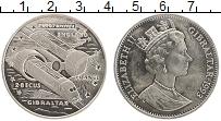 Изображение Монеты Гибралтар 2,8 экю 1993 Медно-никель UNC-