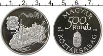 Изображение Монеты Европа Венгрия 500 форинтов 1994 Серебро Proof-