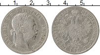 Изображение Монеты Европа Австрия 1 флорин 1883 Серебро XF