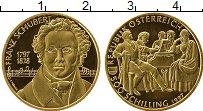 Изображение Монеты Европа Австрия 500 шиллингов 1997 Золото Proof-