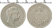 Изображение Монеты Пруссия 2 марки 1906 Серебро VF