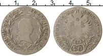 Изображение Монеты Австрия 20 крейцеров 1803 Серебро VF