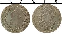 Изображение Монеты Австрия 20 крейцеров 1810 Серебро XF Франц I
