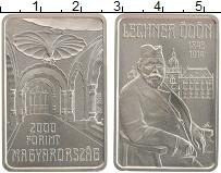 Изображение Мелочь Венгрия 2000 форинтов 2014 Медно-никель UNC Эден Лёхнер