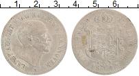 Изображение Монеты Ганновер 1 талер 1845 Серебро XF-