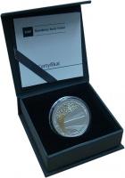 Изображение Подарочные монеты Польша 10 злотых 2016 Серебро Proof