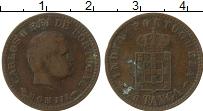 Изображение Монеты Португальская Индия 1/8 таньга 1903 Бронза VF