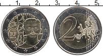 Изображение Мелочь Франция 2 евро 2013 Биметалл UNC 150 лет со дня рожде