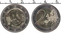 Изображение Мелочь Португалия 2 евро 2017 Биметалл UNC