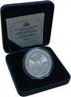 Изображение Подарочные монеты Киргизия 10 сом 2010 Серебро Proof
