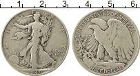 Изображение Монеты Северная Америка США 1/2 доллара 1940 Серебро VF