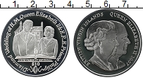 Изображение Монеты Северная Америка Виргинские острова 10 долларов 2007 Серебро Proof