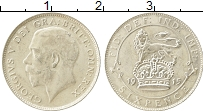 Изображение Монеты Европа Великобритания 6 пенсов 1915 Серебро XF