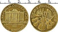 Изображение Монеты Европа Австрия 1000 шиллингов 1995 Золото UNC
