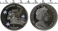 Изображение Монеты Великобритания Остров Мэн 1 крона 2014 Серебро Proof