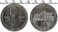 Изображение Монеты Руанда 1000 франков 1989 Серебро UNC- 25-летие Национально