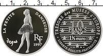 Изображение Монеты Европа Франция 10 франков 1997 Серебро Proof