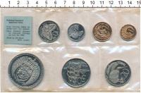 Изображение Наборы монет Новая Зеландия Новая Зеландия 1967 1967  UNC