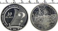 Изображение Монеты Европа Франция 10 евро 2014 Серебро Proof