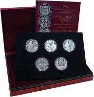 Изображение Подарочные монеты Беларусь Слуцкие пояса 2013 Медно-никель Prooflike