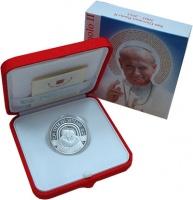 Изображение Подарочные монеты Ватикан 5 евро 2015 Серебро Proof