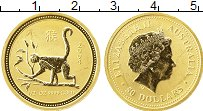 Изображение Монеты Австралия 50 долларов 2004 Золото UNC-