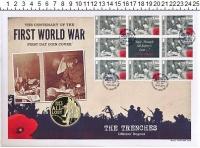 Изображение Подарочные монеты Гернси 50 пенсов 2014 Медно-никель Proof