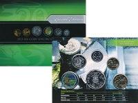 Изображение Подарочные монеты Австралия Набор 2013 года 2013  UNC