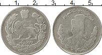 Изображение Монеты Иран 2000 динар 1905 Серебро VF