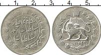 Изображение Монеты Иран 2000 динар 1902 Серебро VF