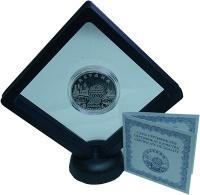 Изображение Подарочные монеты Казахстан 500 тенге 2018 Серебро Proof