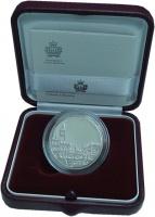 Изображение Подарочные монеты Сан-Марино 5 евро 2018 Серебро Proof